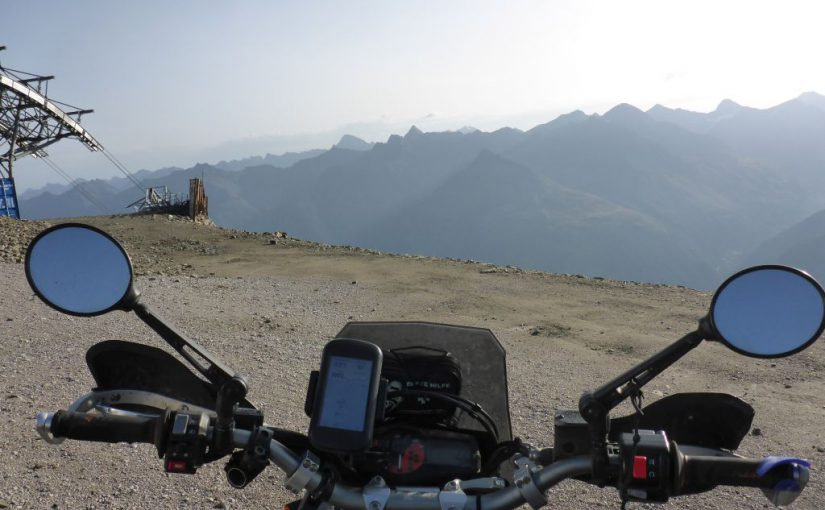 2017-THE LONG WEEKEND RIDE IN THE ALPS-DAY 03